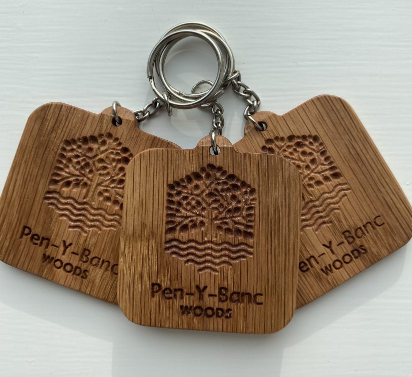 Keys to the lodges