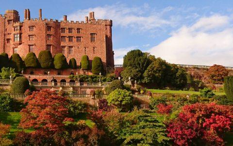 National Trust Powis Castle & Garden